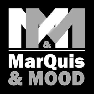 marquis hunt mood jazz music logo black