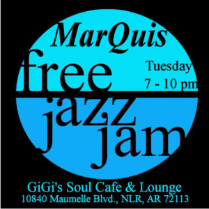 marquis hunt jazz music